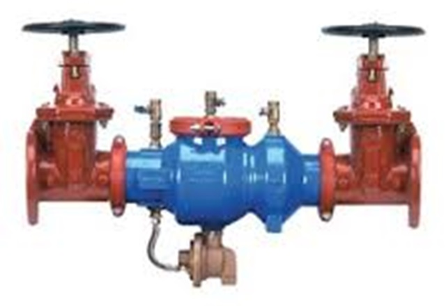 Backflow preventer testing certification